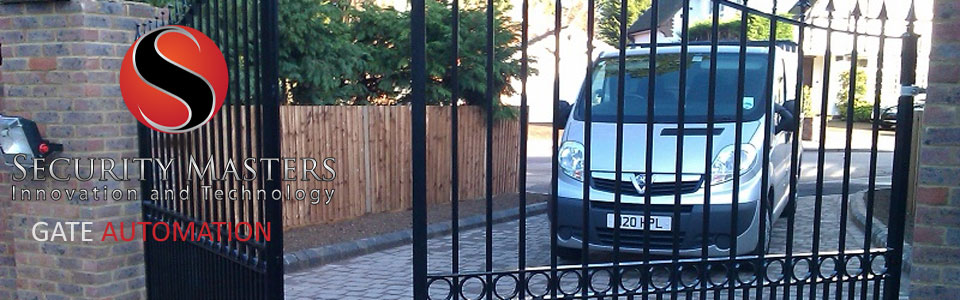 Security Masters Automated Gates Ireland